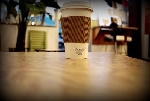 Cafe de Leche Mexican Coffee Shop, Eagle Rock by you.
