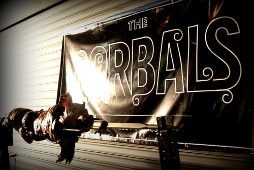 The Gorbals Ilan Hall Roasting Pig - DTLA Artwalk October Edition by you.