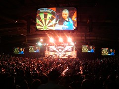 Premier League Darts in Edinburgh