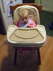 New highchair