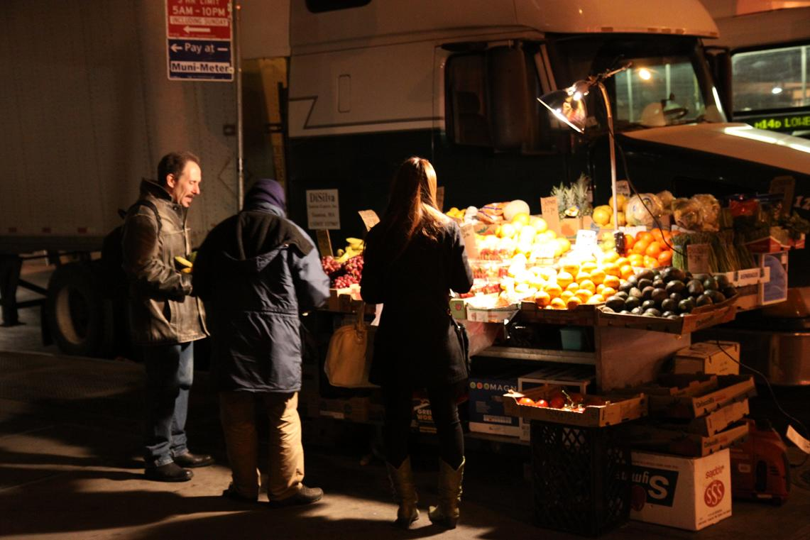 Too dark to shop for fruit? Never!
