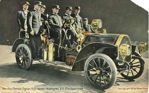 New Auto Chemical Engine 1907