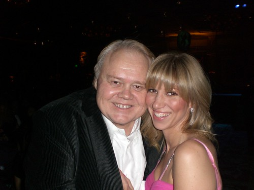 LOVED Louie Anderson. SO funny and nice! If you are in Vegas head to his show!