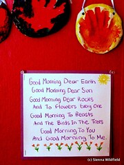 Good Morning Dear Earth