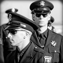 Oakland Police Memorial Service Draws Thousand...