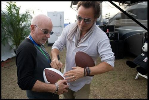 Bruce Springsteen - Diario de la Super Bowl 07