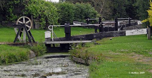 Lock Mechanism - Montgomery Canal