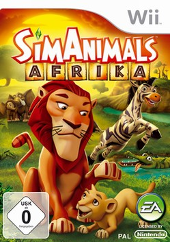 SimAnimals Africa boxart update has a 'Lion King' vibe