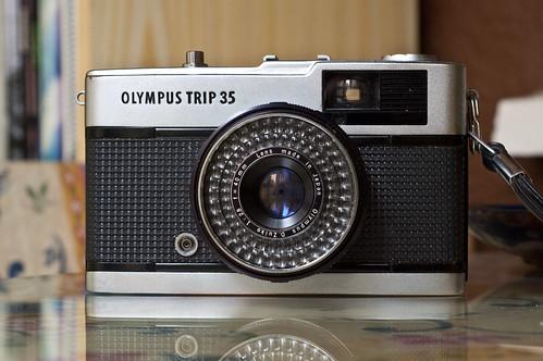 Olympus Trip 35 (I)
