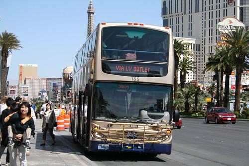 The Deuce Double Decker Bus