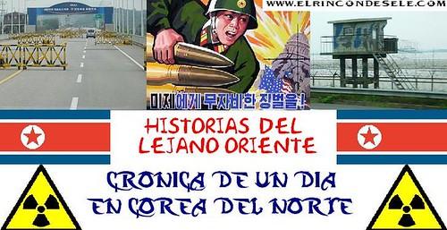Banner Corea del Norte por ti.