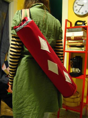 bag for mat