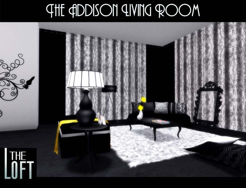 Addison Noir 1