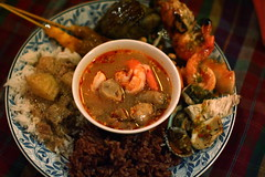 Thai buffet