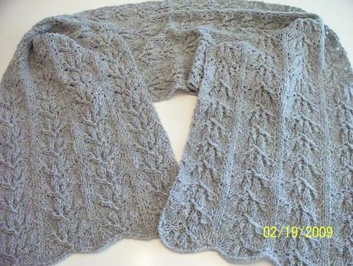 lacy shawl