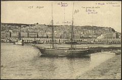 View of Algiers from the Breakwater (GRI)
