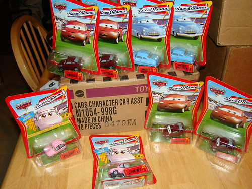 Disney CARS Monday Morning Finds