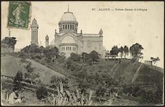 Algiers: Notre-Dame d'Afrique (GRI)