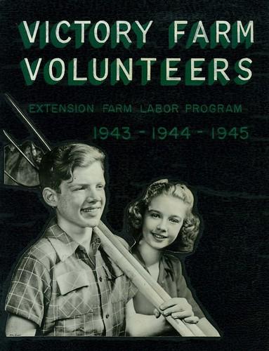 Victory Farm Volunteers 1943-45