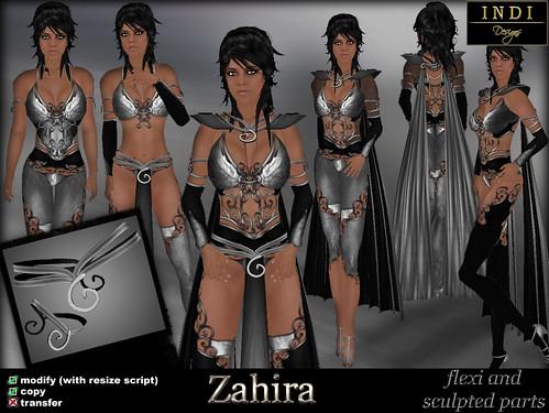 Zahira black