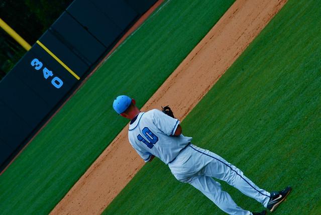baseball: miami @ unc, game 3