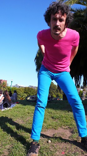 Magical day at Dolores park