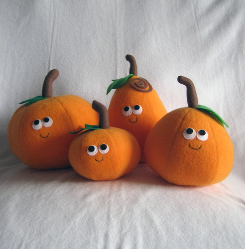 "Foto ""The Full Pumpkin Family!"" by plushoff - flickr"