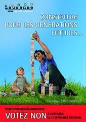 Construire pour les générations futures