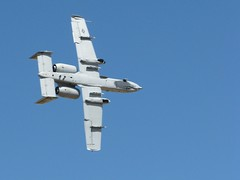 Fairchild-Republic A-10 Thunderbolt II (Warthog) 3
