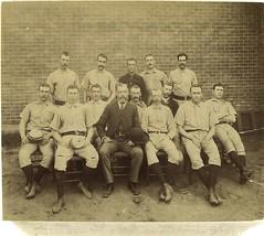 Philadelphia Baseball Club, 1886, McGuire, Woo...
