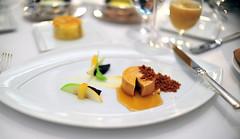 4th Course: Foie Gras