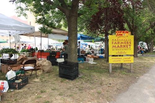 NE Mpls Farmers Market