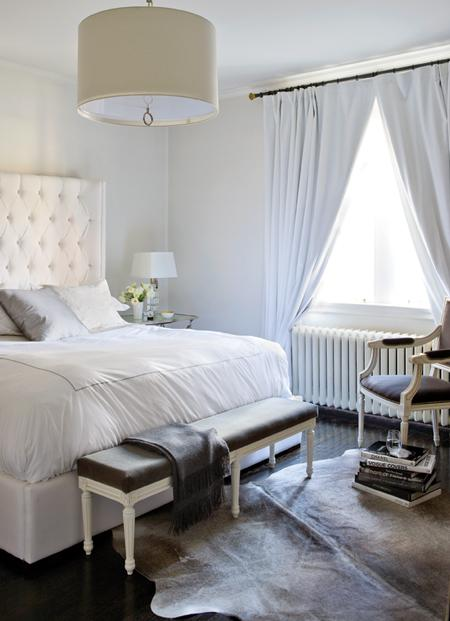 light gray bedroom from babs blog