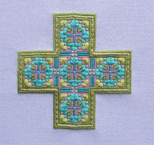 Stitch of the Month: May 2010