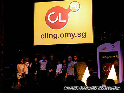 Launch of CLing.omy.sg