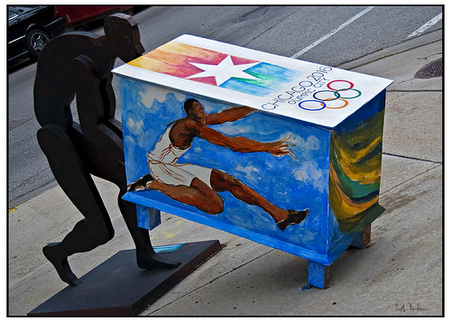 Chicago 2016 Olympic City
