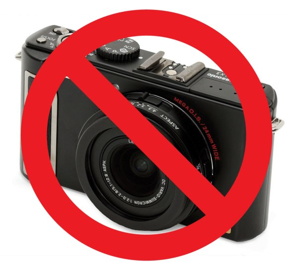 No Panasonic Lumix LX3 for Me :-(