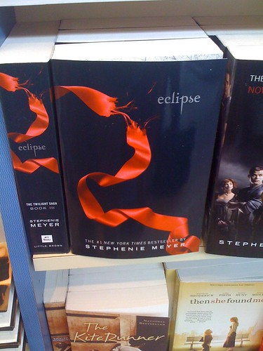Cover of Twilight Book