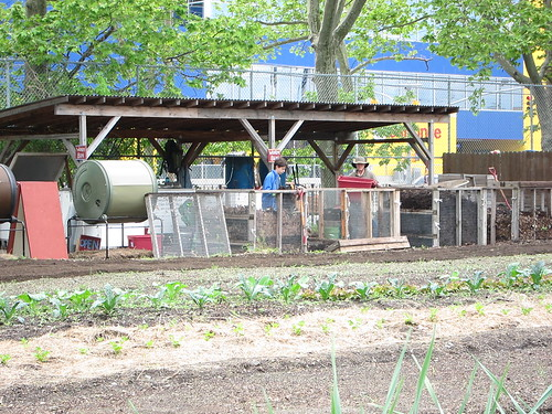 compost added value farm red hook