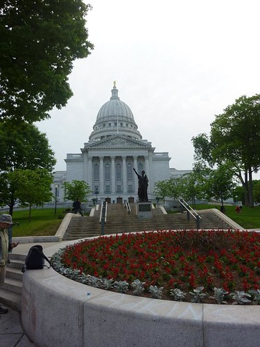 WI, Madison 1 - Capitol Building