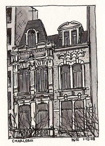 charleroi buildings