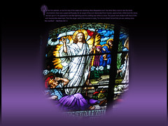 Resurrection Window (Matthew 28:1-5)