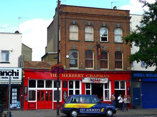 The Herbert Chapman (Holloway N7)