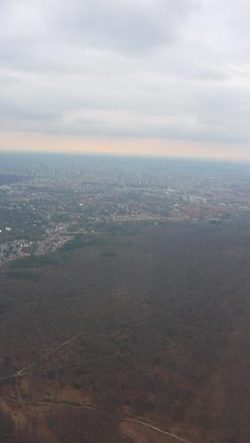 Belgium by air, April 2010