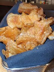 Smoked Paprika Potato Chips
