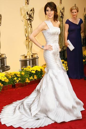 2009 Academy Awards: Marisa Tomei