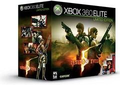 Xbox 360 RE5 Console