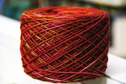 Fiberphiles Mosaic Super Squish Sock Yarn