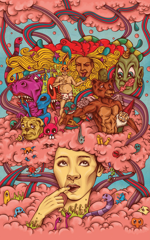 frivolous for the Graphika Manila '09 book