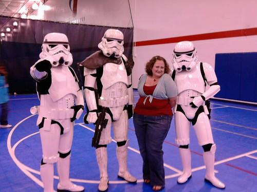 Me & Stormtroopers